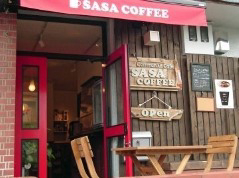 Community cafe SASA COFFEE