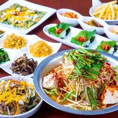 韓国家庭料理 せっとん