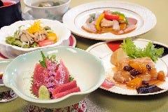 ホテル白萩【レストラン丹頂】