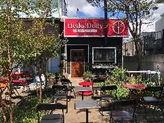 倉庫カフェ Hello Dolly (ハロー通り)