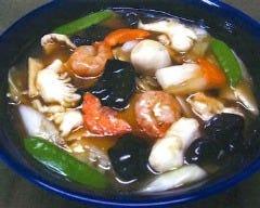 超級広東麺