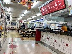 北熊本サービスエリア下り線 スナックコーナー