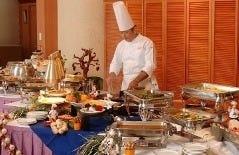 沖縄サンコーストホテル レストランオーキッド