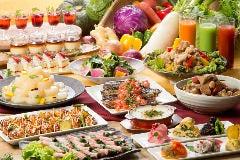 食彩のテーブル 阪急西宮ガーデンズ