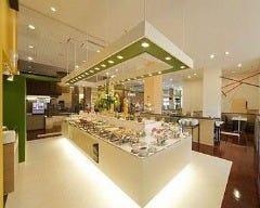 ホテルニューガイア オームタガーデン ベジダイニング G-cafe