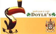 IRISh PuB &CaFeDOYLE'S