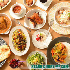 STARR CURRY AND CAFE