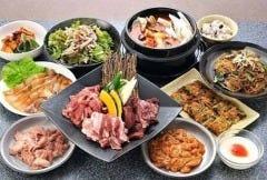 炭火焼肉韓国厨房 ちゃんぐん平岡亭