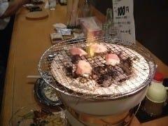 炭火ホルモン焼元