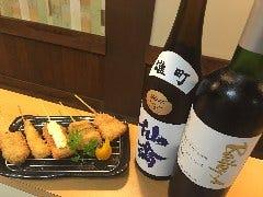 蕎麦・串カツ 勘助