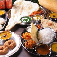 南インド料理 ミナミキッチン 大島店