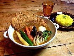 soup curry tom tom kikir / スープカレー トムトムキキル の画像