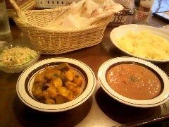 杜のインド料理店 アシルワード