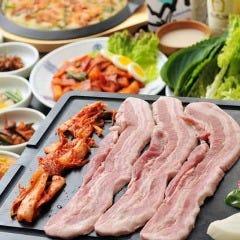 本格韓国家庭料理 MARU