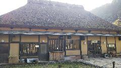 かやぶき屋根の自然食レストラン「KAYABUKI」