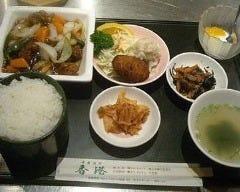 中国料理 香港