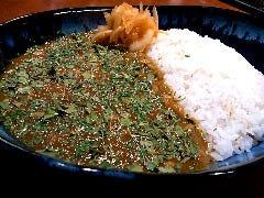 ハクリュウカン wine & curry