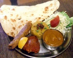 えいこく屋インド料理店