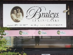Braleys CHEESECAKES