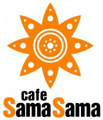 CAFE sama sama の画像