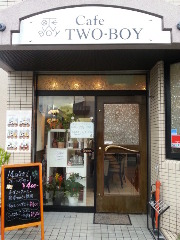 Cafe TWO-BOY