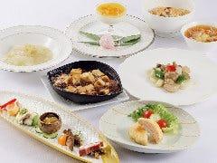 中国料理 「桃花林」 の画像