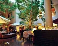 オリエンタルホテル東京ベイ バー・ラウンジ ブローニュの森