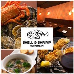 オイスターバル SHELL & SHRIMP の画像