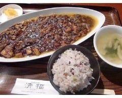 中国料理 清福チンプー