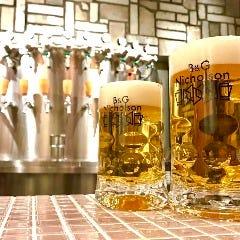 餃子とクラフトビールのお店 B&G Nicholson