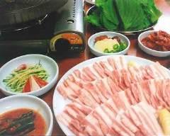 韓国料理 アンニョン