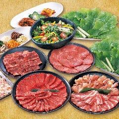 炭火焼肉 七輪房 鹿浜店