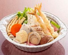 【新】鍋焼きうどん(1人鍋)
