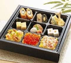 賑やかちらし寿司弁当