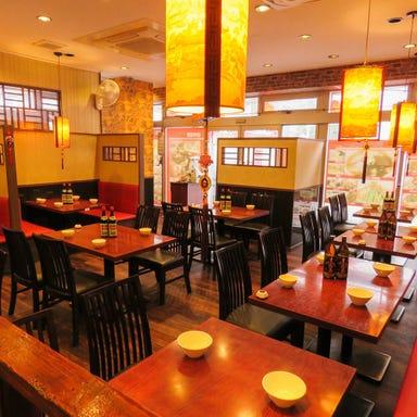 個室中華食べ放題 順順餃子房 馬喰町店 店内の画像