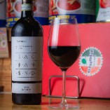 飲んだ分だけのお会計のハウスワインの量り売りはお得感満載!