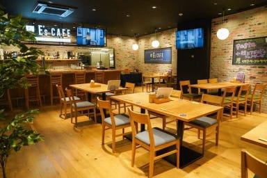 E's CAFE  店内の画像