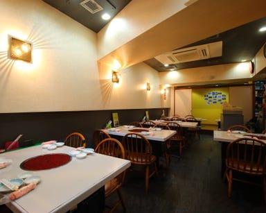 焼肉 済州島 西日暮里 店内の画像