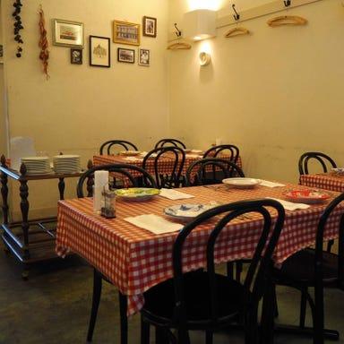 イタリア食堂 SACCO  店内の画像