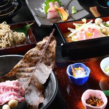 【90分飲み放題付】旬菜旬魚を和の仕立てでご提供する『宴会コース』全7品