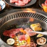 大仙 焼肉宴会コース
