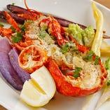 旬の魚介類を使ったお料理が豊富にございます【神保町 牡蛎】