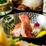《逸品料理の数々》 リーズナブル価格でご提供!!栄の宴会に♪