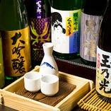 日本酒や焼酎・梅酒なども日本各地よりお取り寄せ【新潟県ほか】