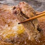 [厳選の新潟食材] 越乃鶏、村上牛、のどぐろを、地酒とともに