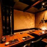 テーブル席(7~8名様)◆ウォークインのテーブル席