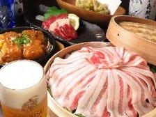 熊本名産料理の充実宴会コース