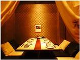 人気の個室はお早めにご予約を……。