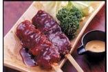 自家製味噌だれが美味すぎる…  女将いちおし味噌串カツ☆ナント1本150円(税別)