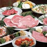 幹事様も納得の宴会プランがある焼肉店です。